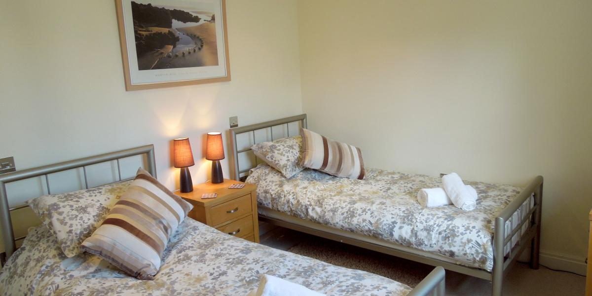 Bryn Y Mor Little Haven 5 Star Holiday Home In